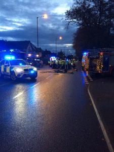Image: West Midlands Ambulance Service