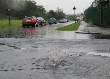 Watch: Compilation of flood pictures after torrential rain batters Birmingham's valleys