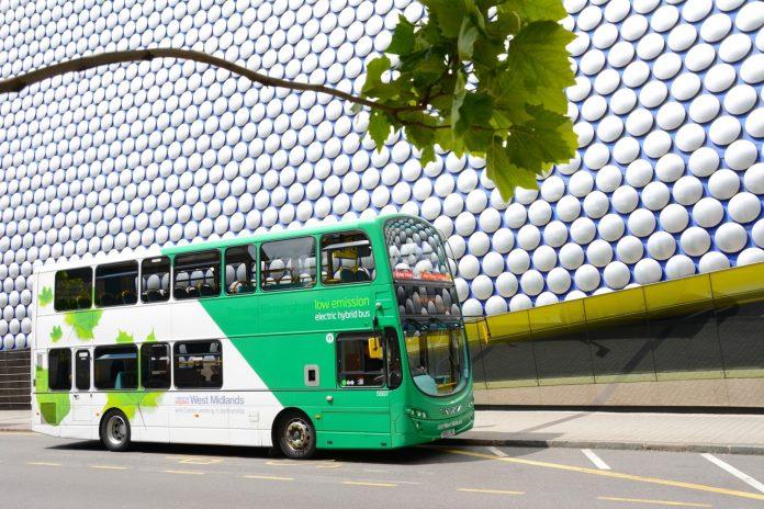 NXWM Hybrid Bus