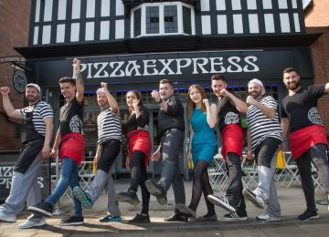 New Moseley PizzaExpress pays tribute to local car pioneer
