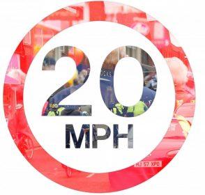 20mph limits finally come into effect