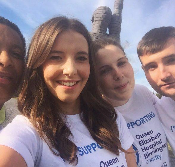 Cancer nurses raise vital funds on record-breaking zipwire