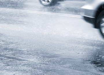 New road safety campaign warns drivers that 'when it rains, it kills'