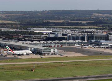 Birmingham Airport abseil raises thousands for children's hospice