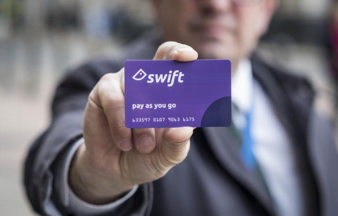 Swift Card, West Midlands