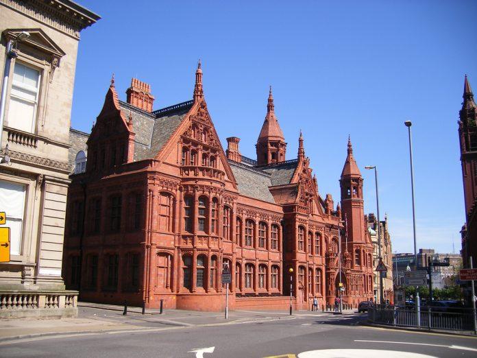 Birmingham Magistrates Court taken by Elliot Brown